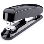 Novus B4 Compact Flat Clinch Executive  Stapler - Black
