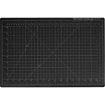 "Dahle Vantage® Self-Healing Cutting Mat 12"" x 18"" Black"