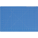 "Dahle Vantage® Self-Healing Cutting Mat 9"" x 12"" Blue"