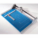 "Dahle Professional Rolling Trimmer: 14 1/8"" Cut Length"