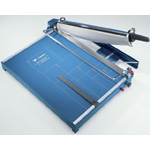 "Dahle Premium Series Guillotine: 21 1/2"" Cut Length"