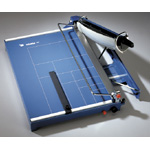 "Dahle 569 Premium Guillotine - 27 1/2"" cutting length"