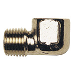 "Paasche Model HF-1/4""-90 Elbow"