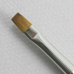 Pure Red Sable 5105: Bright Size 6 Brush