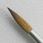 Trinity Brush Pure Red Sable 5105: Round Size 16 Brush