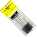 Mack Spray Gun Cleaning Brushes Series 1280: Set of 6