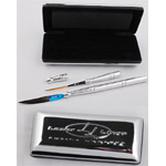 Mack Polished Aluminum Brush Kit Series LL-PABK