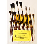 Mack Sign Brush Assortment Series SBA -18