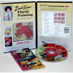 Bob Ross DVD Floral Painting Workshop II: 2 Hour