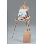 Rivera Sketch Box Easel Oil Painting Kit: Model # 63-AB30332