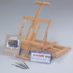VanDyck Studio Oil Painting Kit: Model # 63-AB40012