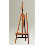 Weber Solerno Wooden Studio Easel: Model # 92-3024