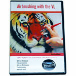 Paasche DVD-VL Airbrushing With The VL