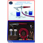 Paasche Model H Single Action Airbrush Set