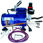 Paasche TG-100D Airbrush Professional Package