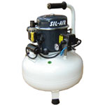 Silentaire Sil Air 50-24 Silent Running Airbrush Compressor