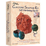 Claystone Sculpture Kit