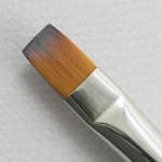 Trinity Brush Synthetic Hair 3153: Bright Size 6 Brush