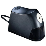 Stanley® Electric Pencil Sharpener: Black/Gray, One, Plastic, Electric, (model 02695), price per each