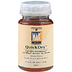 Grumbacher® Max® Medium QuickDry™ Painting Medium: Bottle, 2.5 oz, Alkyd, (model GB5932), price per each