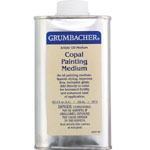 Grumbacher® Copal Painting Medium 236ml: Can, 8 oz, Alkyd