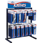 Alvin® Knife Assortment Display 2: Knife, (model KN200D), price per each