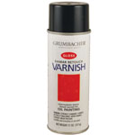 Grumbacher® Retouch Varnish Spray 11oz: Bottle, 11 oz, Varnish, (model GB544), price per each