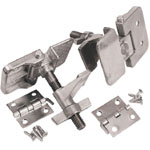 Speedball® Hinge Clamp: Aluminum, Hinge Clamp, (model H4513), price per pack
