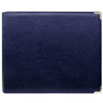 "Pioneer® 12 x 12 3-Ring Scrapbook Binder Navy Oxford: Blue, Leatherette, 12"" x 12"""