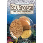 Hydra® Natural Sea Sponge Variety Pack: Natural, Sponge, (model SS4P), price per pack