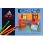 Conte™ Pastel Pencil 24-Color Set: Multi, Pencil