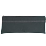"Alvin® Black Nylon Utility Bag 5"" x 8"": Black/Gray, Nylon, 5"" x 8"""