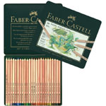 Faber-Castell PITT Pastel Pencil: Set of 24