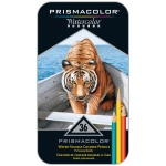 Prismacolor® Premier Premier Watercolor Pencil 36-Color Set: Multi, Watercolor, (model SN4066), price per set