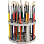 "Heritage Arts™ Brush Holder: Plastic, 5 3/4"" x 4"", Brush Holder, (model CWT221), price per each"