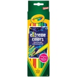 Crayola® Extreme Colors Colored Pencil 8-Color Set: Multi, Pencil, (model 68-1120), price per set