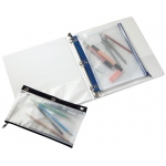 "Alvin 3-Ring Binder Mesh Bag 8"" x 11"""