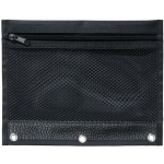 "Heritage Arts™ Binder Pouch: Black/Gray, Nylon, 7 1/2"" x 10"", Case, (model BP12), price per each"