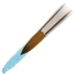 Winsor & Newton™ Cotman™ Series 111 Round Short Handle Brush