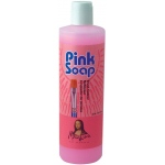 Mona Lisa™ Pink Soap Brush Cleaner 12oz: 12 oz