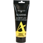 Grumbacher® Academy® Acrylic Paint 200ml Cadmium Yellow Light Hue: Yellow, Tube, 200 ml, Acrylic, (model GBC033P200), price per tube