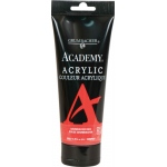 Grumbacher® Academy® Acrylic Paint 200ml Grumbacher Red: Red/Pink, Tube, 200 ml, Acrylic, (model GBC095P200), price per tube