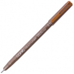 Copic® Multiliner (Disposable) Pen Sepia .5mm: Brown, Pigment, .5mm, Fine Nib, (model MLS05), price per each