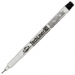 Alvin® TechLiner Technical Drawing Marker .4mm: Black/Gray, .4mm, Fine Nib, Technical