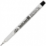 Alvin® TechLiner Technical Drawing Marker .5mm: Black/Gray, .5mm, Fine Nib, Technical
