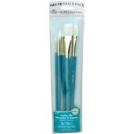 Royal & Langnickel Teal Blue 5-Piece Brush Set 17