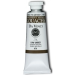 Da Vinci Artists' Gouache Opaque Watercolor 37ml Raw Umber: Brown, Tube, 37 ml, Gouache, Watercolor