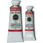 Da Vinci Artists' Watercolor Paint 15ml Cadmium Red Deep: Red/Pink, Tube, 15 ml, Watercolor