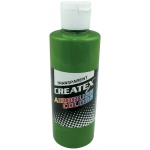 Createx™ Airbrush Paint 2oz Leaf Green: Green, Bottle, 2 oz, Airbrush, (model 5115-02), price per each