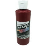 Createx™ Airbrush Paint 2oz Deep Red: Red/Pink, Bottle, 2 oz, Airbrush
